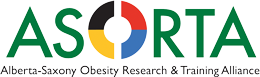 Logo Alberta-Saxony Obesity Research & Training Alliance