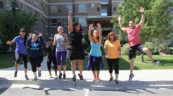 Foto: Utahs Live-In Fitness Camp